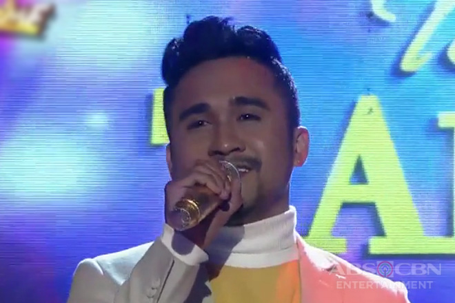 TNT 2 Quarter 2 Semifinals Day 2: Emil Sinagpulo sings You Are The Reason