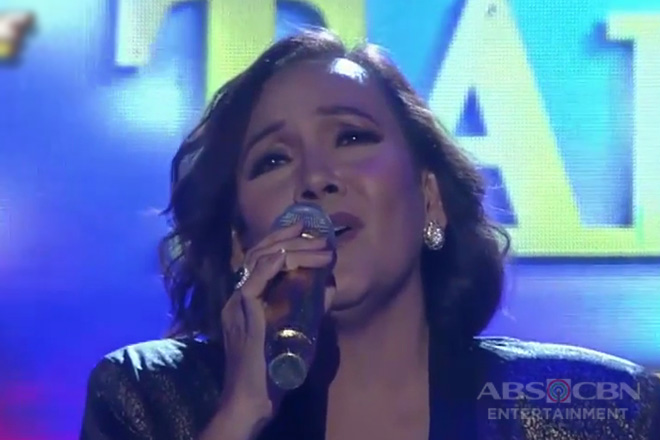 TNT 2 Quarter 2 Semifinals Day 2: Girlie Las Pinas sings The Way We Were