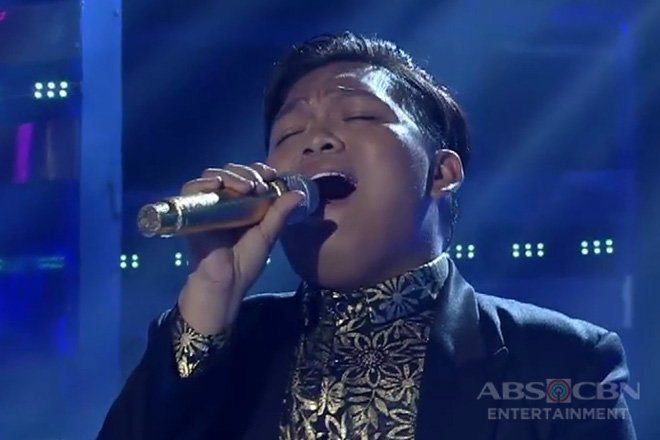 TNT 2 Quarter 2 Semifinals Day 2: John Mark Saga sings Get Here