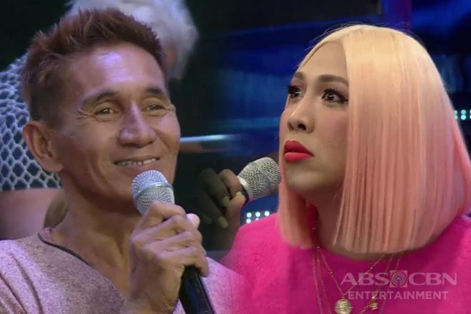 It's Showtime: 'Ang tagal mo kasi!' Vice Ganda, napagalitan ng tatay ni semifinalist John Michael!