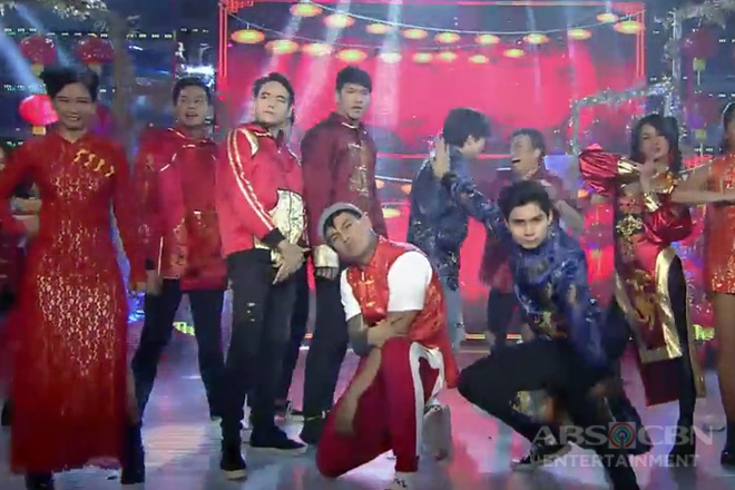 It's Showtime welcomes the Chinese New Year with a BANG! Image Thumbnail