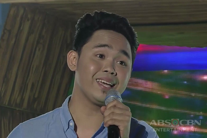 TNT 3: Visayas contender Ejay Paroginog sings Ikaw Ang Aking Pangarap