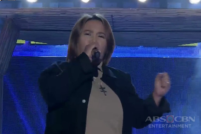 TNT 3: Mindanao contender Joan Puerto sings What's Up