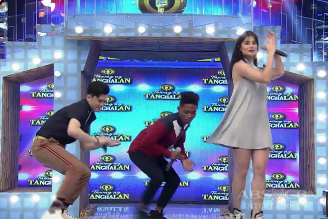 It's Showtime: Daily contender Richard, may itinurong tradisyunal na sayaw kina Anne at Vhong