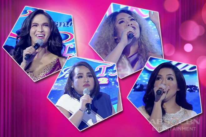Kapamilya Toplist: 13 funniest and trending singing portion of Miss Q & A contestants in Its Showtime