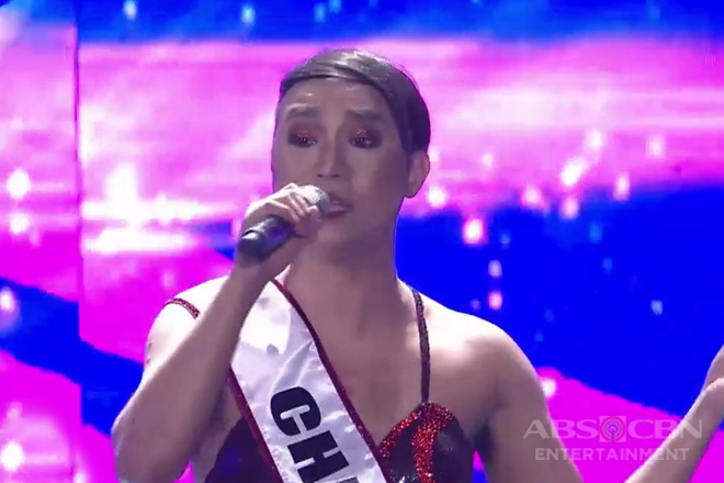 Miss Q & A InterTalaktic 2019: Chad Kinis Lustre-Reid answers the final question