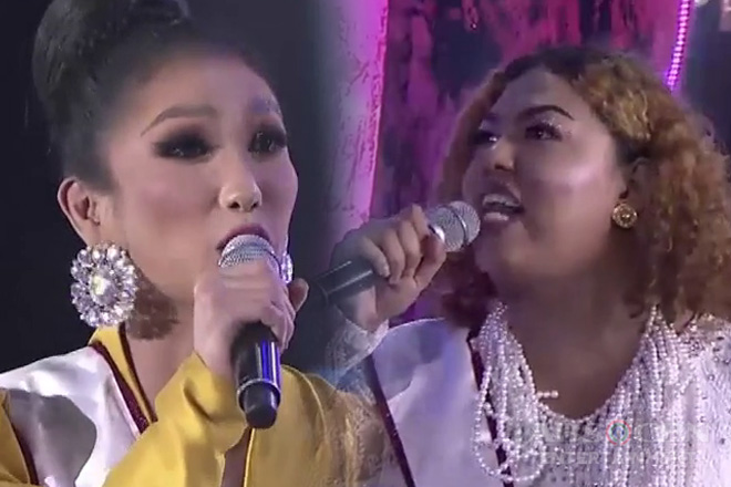 "Ayesha vs. Czedy on Miss Q & A 2019 Debattle: ""Sino ang hindi mo pakikinggan? Chismosa o echusera?"""