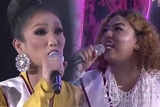 """Ayesha vs  Czedy on Miss Q & A 2019 Debattle: """"Sino ang hindi mo"""