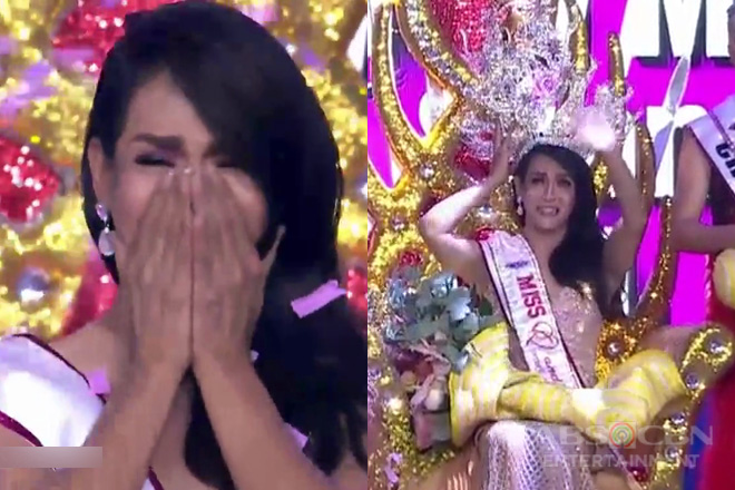 WATCH: Mitch Montecarlo Suansane wins Miss Q & A InterTalaktic 2019
