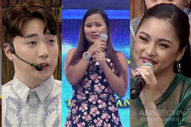 It's Showtime: Ryan at Kim, nagtulong para sa itatayong negosyo ni daily contender Charizze Arnigo