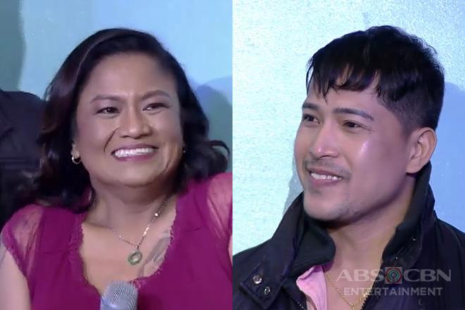 It's Showtime: Happy Go Lady, napangiti nang makita ang mukha ng kanyang KapareWHO Goon And Roses