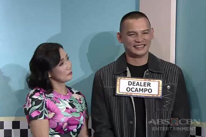 It's Showtime: Police Be Careful, ipinaglaban si Dealer Ocampo bilang kanyang KapareWHO!  Image Thumbnail