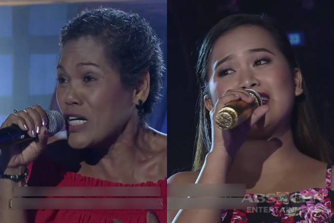 TNT 3: Evelyn Cinco, hinarap ang semifinalist na si Charizze Arnigo