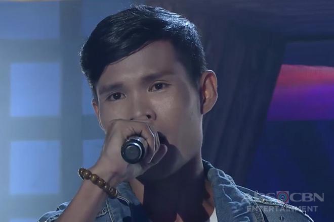 TNT 3: Visayas contender Jerald Arnaiz sings Kulang ako Kung Wala Ka