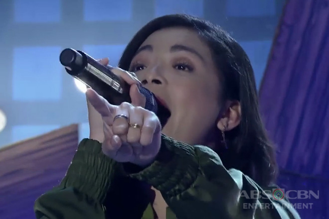TNT 3: Metro Manila contender Kaye Eliseo sings Rolling In The Deep