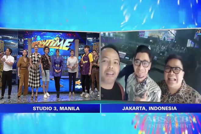PANOORIN: Direk Bobet, Jugs & Teddy, ipinasilip ang paghahandang ginagawa sa It's Showtime Indonesia