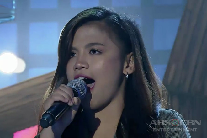 TNT 3: Luzon contender Allona Garcia sings Nosi Balasi