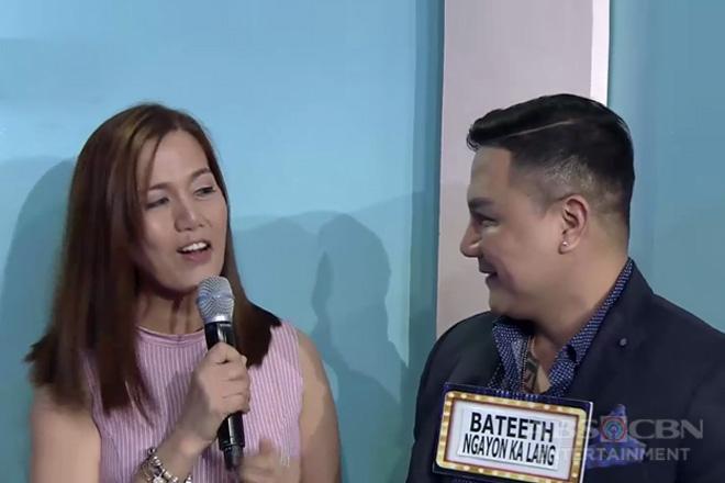 It's Showtime: Bateeth Ngayon Ka Lang, masaya nang mapili siya ni Hello Pinky bilang KapareWHO!