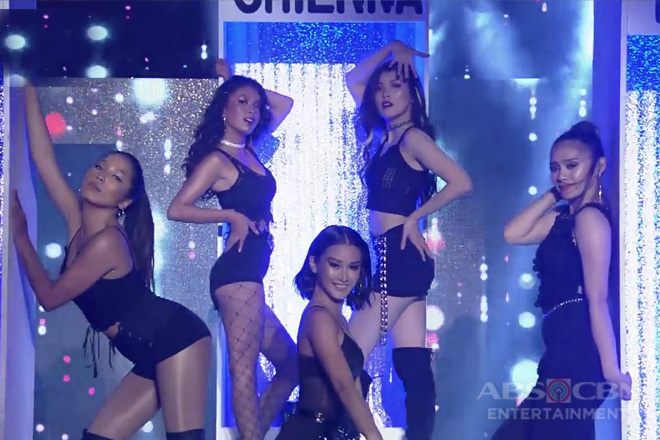 Girltrends wows Madlang People with their opening dance performance on It's Showtime!