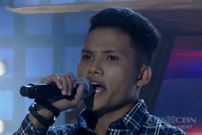 TNT 3: Mindanao contender Jemril Martin sings Faithfully