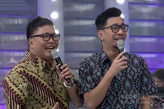 """Jugs & Teddy, nagkwento sa pagbisita nila sa """"Showtime Indonesia"""""""