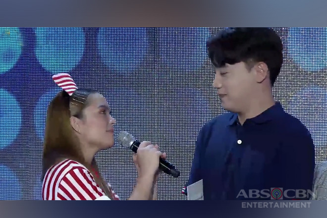 "It's Showtime: Ryan, nakatanggap ng ""thank you"" message kay Stephen"