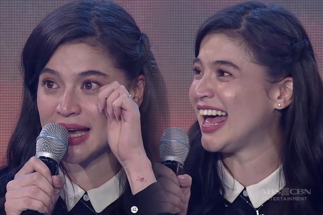 Anne gets emotional on It's Showtime 2019 Holy Week Special