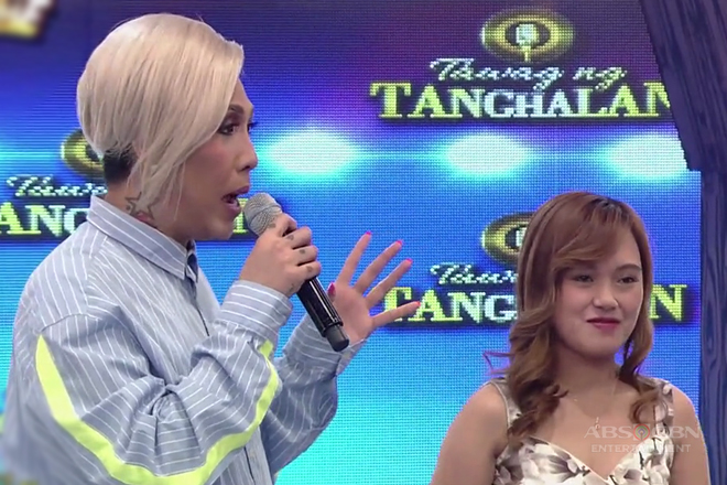 It's Showtime: Vice Ganda, humanga sa fighting spirit ni daily contender Dorothy Laguda