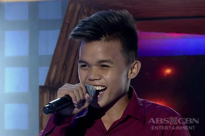 TNT3: Mindanao contender john Gonzaga sings Paano Ang Puso Ko