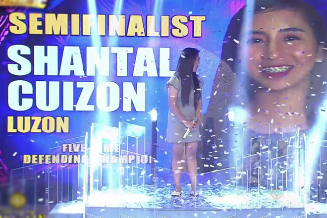 TNT 3: Shantal Cuizon, pasok na sa quarter 4 semifinals!