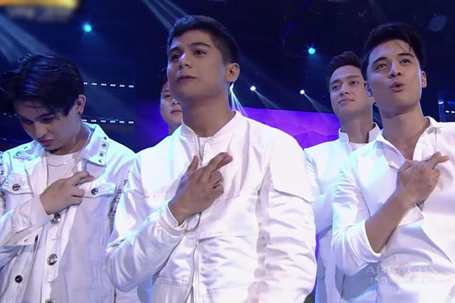 "WATCH: BoybandPH performs ""Sige Lang"" on It's Showtime"