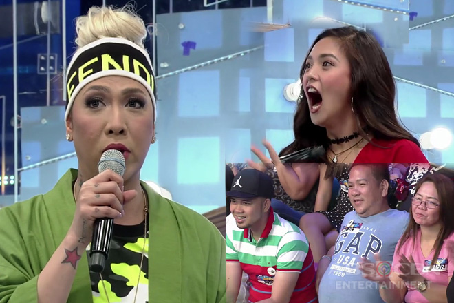WATCH: Vice Ganda wows Madlang People; Recites Preamble on It's Showtime