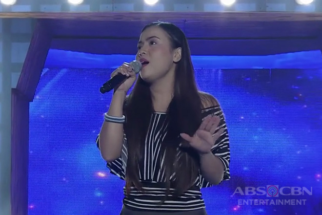 TNT 3: Metro Manila contender Learsi Gomez sings Fly Me To The Moon