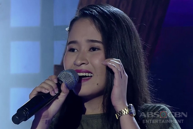 TNT 3: Mindanao contender Kyla Malaque sings If I Ain't Got You