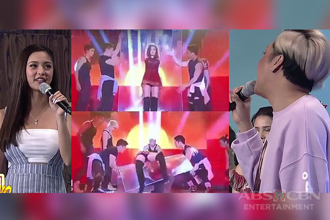 It's Showtime: Vice Ganda, naalala ang mga hulog moments ni Kim Chiu sa ASAP
