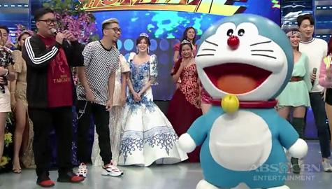It's Showtime family, masayang nakipagkulitan sa tropa ng Doraemon! Image Thumbnail