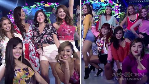 WALANG KUPAS! Viva Hot Babes at Sexbomb muling nagsama-sama sa It's Showtime stage! Image Thumbnail