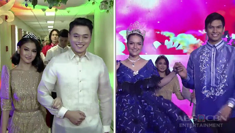 It's Showtime's Flores de Mayo opening number with Stephen, GT and Bidaman! Image Thumbnail