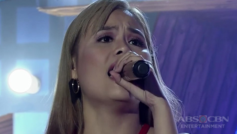 TNT 3: Metro Manila contender Kimberly Rosal sings You Don't Have to Say You Love Me Image Thumbnail