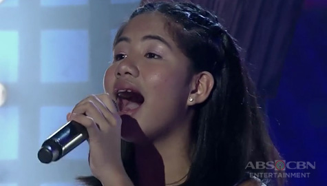 TNT 3: Mindanao contender Kyla Marie Sotoniel sings Help Me If You Can Image Thumbnail