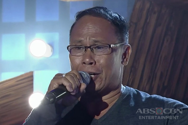 TNT 3: Mindanao contender Sotelo Abarquez sings I'll Never Fall in Love Again