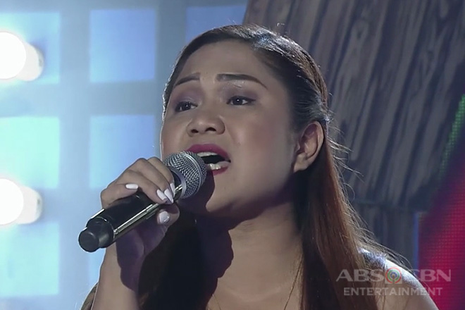 TNT 3: Visayas contender Jamela Neri sings 'Till My Heartaches End
