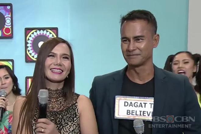 It's Showtime: Bataand'yan Ka Na Naman, masaya sa napili niyang KapareWHO na si Dagat To Believe