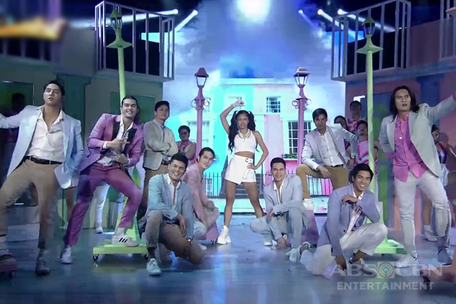 WATCH: Kim Chiu performs on It's Showtime with the Bidaman winners!