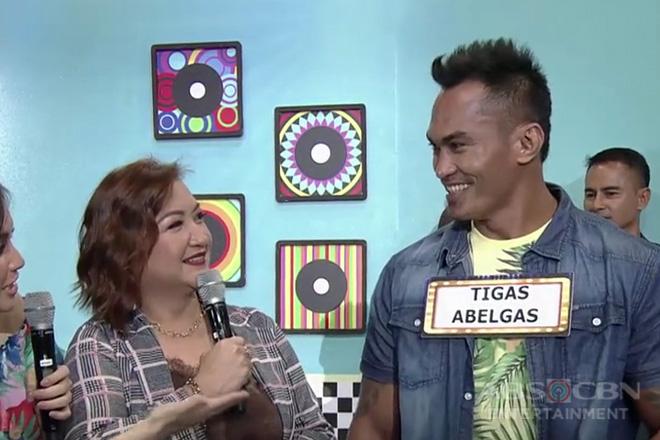 It's Showtime: Reporting 4 Beauty, napangiti nang makita ang KapareWHO na si Tigas Abelgas