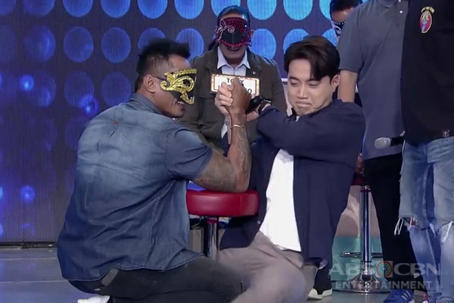 It's Showtime: Ryan, matapang na hinarap si Tigas Abelgas!