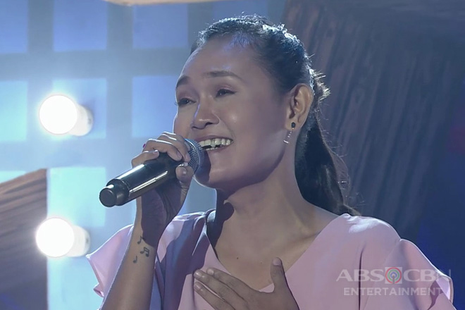 TNT 3: Mindanao contender Anna Jean Torres sings This Is My Now