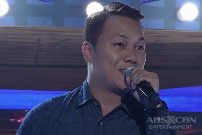 TNT 3: Visayas contender Julius Modesto sings In Your Eyes