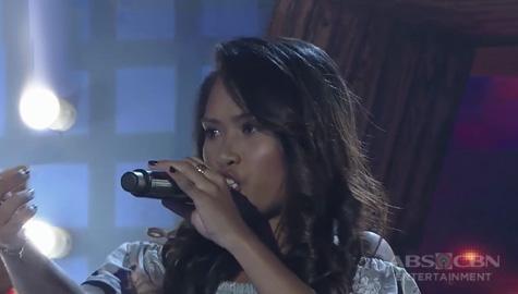 TNT: Mindanao contender Marjolyn Tigon sings Titanium Image Thumbnail