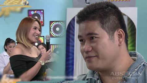 It's Showtime: Tamis-ter Dreamboy, masaya nang napili siya ni Sweet Streams bilang KapareWHO! Image Thumbnail